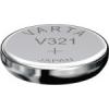 Varta V321 ezüst-oxid gombelem