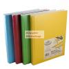 Vázlattömb - Royal SketchBook A5 - élénk színes keménykötéses vázlatkönyv - KÜLÖNBÖZŐ SZÍNEKBEN!