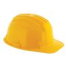Védősisak, sárga