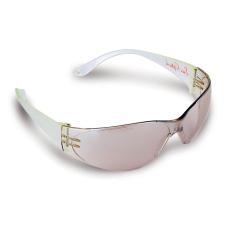 Védőszemüveg, világos lencsével,
