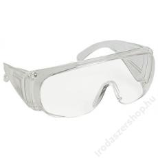 Védőszemüveg, víztiszta, Visilux (ME76)