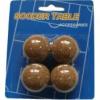 Vegatoys Csocsó labda, barna színű