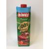 Vegyes gyümölcslé piros gyümölcsökből 100% 1l Dimes