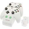 VENOM VS2859 Xbox One fehér töltőállomás + 2 db akkumulátor  (VS2859)