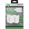 VENOM VS2860 Xbox One fehér akkucsomag (2 db) + 2 méter töltőkábel