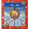 Ventus Libro Kiadó Tony Wolf: Adventi naptár