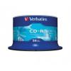 Verbatim CD-R lemez, 700MB, 52x, hengeren, VERBATIM  DataLife