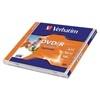 Verbatim DVD-R 4,7 GB 16x, nyomtatható, matt, normál tok