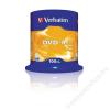 Verbatim DVD-R lemez, AZO, 4,7GB, 16x, hengeren, VERBATIM (DVDV-16B100)