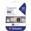 "Verbatim Pendrive, 32GB, USB 3.0, Bluetooth és ujjlenyomat védelem, VERBATIM ""Bluetooth&Finger Print"""