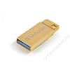 Verbatim Pendrive, 32GB, USB 3.0,  VERBATIM Exclusive Metal arany (UV32GEM32)