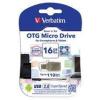Verbatim USB DRIVE 3.0 OTG MICRO 16GB