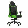 VERTAGEAR Racing PL6000 Gamer szék Fekete/Zöld (VG-PL6000_GR)