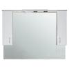 Vertex Bianca Plus 130 fürdőszoba bútor felsőszekrény, sonoma tölgy színben