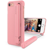 VERUS VRS Design (VERUS) iPhone 7 Cue Stick hátlap, tok, rózsaszín