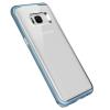 VERUS VRS Design (VERUS) Samsung Galaxy S7 edge Crystal Bumper hátlap, tok, kék