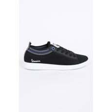 Vespa Cipő Pop - fekete