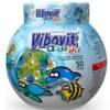 VIBOVIT Aqua Gumivitamin Étrendkiegészítő gumitabletta 50 db