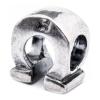 Viceroy Női gyöngydísz Viceroy VMM0219-00 Ezüst színű (1 Cm)