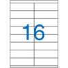 VICTORIA 105x35 mm univerzális Etikett