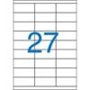 VICTORIA 70x30 mm, univerzális Etikett (100 lap)