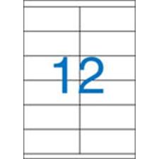 VICTORIA Etikett, univerzális, 105x48 mm, VICTORIA, 1200 etikett/csomag etikett
