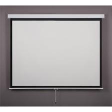 VICTORIA fali, rolós, 180x180 cm vetítővászon