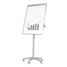 VICTORIA Flipchart tábla, mágneses felület, 70x100 cm, mobil, VICTORIA flipchart