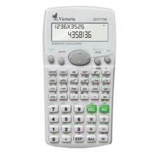 VICTORIA GVT-736 számológép