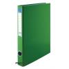 VICTORIA Gyûrûs könyv, 2 gyûrû, 35 mm, A4, PP/karton, VICTORIA, zöld