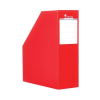 VICTORIA Iratpapucs, karton, 90 mm, VICTORIA, piros