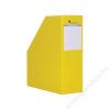 VICTORIA Iratpapucs, karton, 90 mm, VICTORIA, sárga (IDVPS)