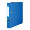 """VICTORIA Iratrendező, 50 mm, A4, PP/karton, élvédő sínnel, , """"Basic"""", kék"""