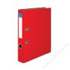VICTORIA Iratrendező, 50 mm, A4, PP/karton, VICTORIA, piros (IDI50PN)