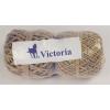 VICTORIA Kötözőzsineg-szett, kender, vastag + vékony, 20m + 88m, VICTORIA