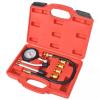 vidaXL 8 részes benzines kompressziómérő készlet