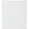 vidaXL ablakredőny alumínium 140x130 cm fehér