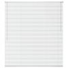 vidaXL ablakredőny alumínium 80x160 cm fehér