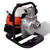 vidaXL Benzinmotoros vízszivattyú 2-ütemű 1,45 kW 0,95 L