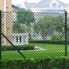vidaXL Drótkerítés 0,8 x 15 m Zöld Cölöpökkel és Tartozékokkal
