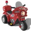 vidaXL Elemmel Működő Ride On Játék Motorkerékpár (Piros)