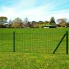 vidaXL Euro Fence Drótkerítés Készlet 25 x 1,0 m