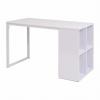 vidaXL fehér íróasztal 120 x 60 x 75 cm