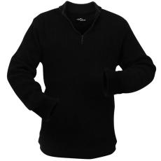 vidaXL férfi pulóver méret: M fekete