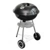 vidaXL Georgia faszenes grill