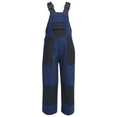 vidaXL kék 122/128-as méretű gyerekoverall