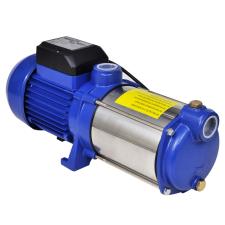 vidaXL Vízsugár szivattyú 1300 W 5100 L / óra kék öntözéstechnikai alkatrész