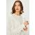 Vila - Pulóver Dulin - fehér - 1460535-fehér