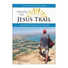 Village to Village Press Walking The Jesus Trail idegen nyelvű könyv