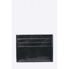 VIP COLLECTION - Bőr pénztárca Milano - fekete - 1141490-fekete